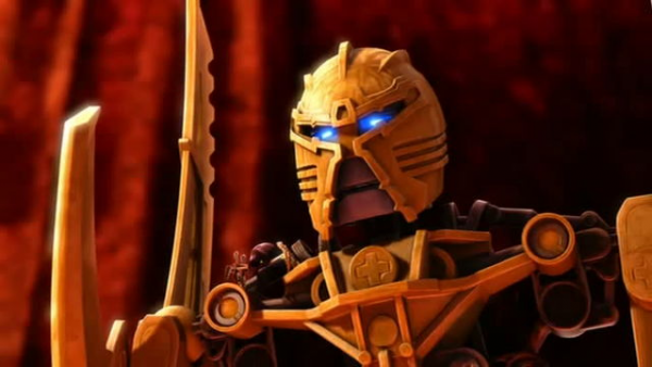 Bionicle: Zrození legendy (movie) / Bionicle: The Legend Reborn (2009)